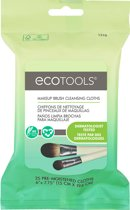 Ecotools Make-up Brush Cleansing Wipes - Kwasten reiniger