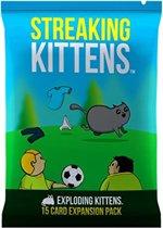 Afbeelding van Streaking Kittens - Engelstalige Uitbreiding speelgoed