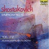 Shostakovich: Symphony no 10 / Levi, Atlanta SO