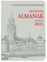 Deventer Almanak voor het jaar 2013