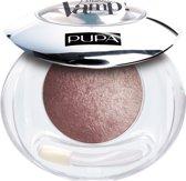 Pupa Vamp! Wet & Dry Eyeshadow 204 Golden Brown-mini