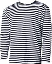 MFH Russisch marine T-Shirt lange mouw zomermodel
