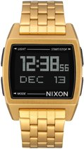 Nixon Base All Gold Horloge A1107-502