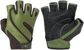 Harbinger Pro Wash&Dry - Fitness Handschoenen - M - Groen