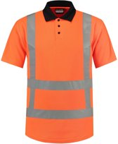 Tricorp Poloshirt RWS - Workwear - 203001 - Fluor Oranje - maat S