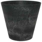 Artstone Pot Claire zwart D22 H20