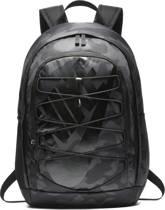 Nike  Hayward Bkpk 2.0 - Aop Camo Unisex Rugzak - Black/Black/(Black Gs)