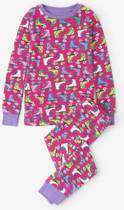 Hatley 2-delige pyjama Roller girl - 104