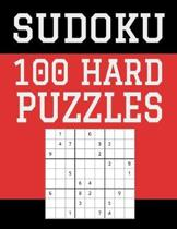 Sudoku 100 Hard Puzzles: Hours of Fun For All Ages, 126 Pages, Soft Matte Cover, 8.5 x 11