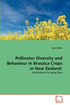 Pollinator Diversity and Behaviour in Brassica Crops in New Zealand