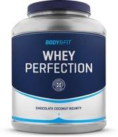 Body & Fit Whey Perfection - Eiwitpoeder / Eiwitshake - 2270 gram - Chocolate Coconut Bounty milkshake