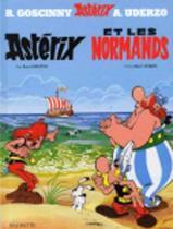 Boek cover Asterix ET Les Normands van Rene Goscinny