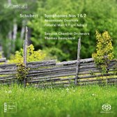 Schubert - Symphony 1 & 2