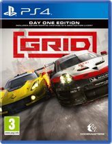 Cover van de game GRID Day One Edition - PS4