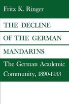 The Decline of the German Mandarins