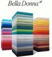 Bella Donna Hoeslaken  Jersey - 120x200-130x220 - parelgrijs