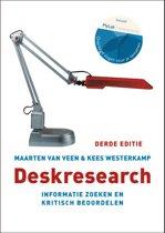 Deskresearch + MyLab NL toegangscode