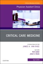 Critical Care Medicine, An Issue of Physician Assistant Clinics, Ebook