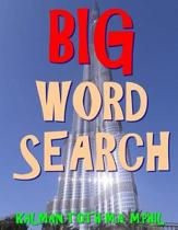 Big Word Search