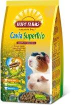 Hope Farms Cavia Supertrio - Caviavoeding - 15 Kg - Konijnensnack