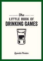 Omslag van 'The Little Book of Drinking Games'