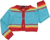 Losan Meisjes Bolero vestje Blauw - Maat 92