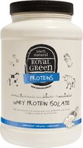 Royal Green 100% Protein Isolatie - 600 gram - Voedingssupplement