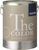Histor The Color Collection Muurverf - 5 Liter - Clay Brown