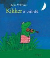 Boek cover Kikker - Kikker is verliefd van Max Velthuijs (Binding Unknown)