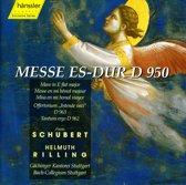 Messe Es-Dur D 950