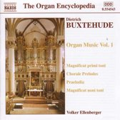 Buxtehude: Organ Music Vol.1