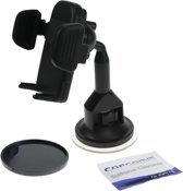 CUPH-100 Carcomm Universal PDA Holder + CSC-06 Window Mount en Suction Cup