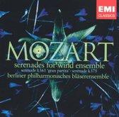 Mozart: Serenades for Wind Ensemble