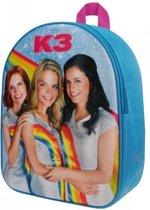 K3 Rainbow 3D Rugzak - Blauw