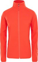 The North Face Apex Nimble Jacket Jas Dames - Juicy Red / Juicy Red