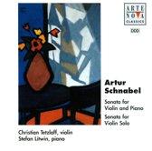 Artur Schnabel: Sonatas For Vi