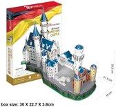 3D puzzel Slot Neuschwanstein 98 stukjes