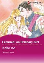 CROWNED: AN ORDINARY GIRL (Harlequin Comics)