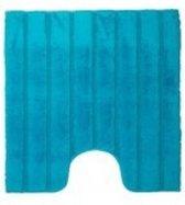 CALIFORNIA - WC MAT Turquoise 59 x 59 cm
