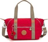 Kipling Art Mini Handtas - True Red C