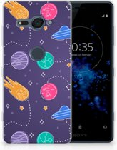 Sony Xperia XZ2 Compact Uniek TPU Hoesje Space