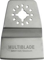 Multiblade Multitool MB41 Kort Segmentblad