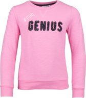 Name it Meisjes Sweatshirt - Prism Pink - Maat 134-140