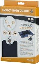 Bodyguard Dog Blanket Anti Insect Grijs - 120X80 CM
