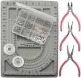 Startpakket Sieraden Maken (Basic) Zilver