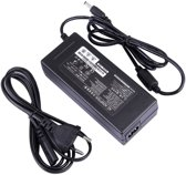 EU Plug AC Adapter voor LED Rope Light met 5.5 x 2.1mm DC Power Adapter  DC 12V / 5A