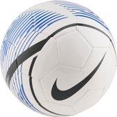 Nike VoetbalKinderen en volwassenen - wit/blauw/zwart