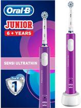 Oral B Junior 6+ Paars Elektrische Tandenborstel