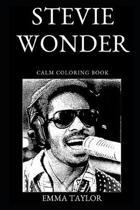 Stevie Wonder Calm Coloring Book