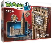 Wrebbit 3D Puzzel -London Big Ben - 890 stukjes